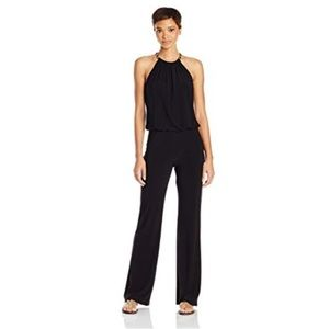 Laundry By Shelli Segal Halter Jumpsuit